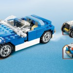 How do Lego cars evolve?