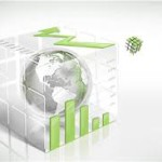 The world economy in a cube