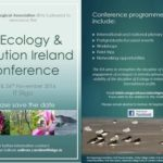 Ecology & Science in Ireland: the inaugural meeting of the Irish Ecological Association